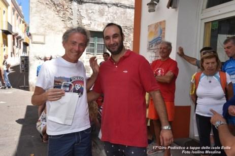 Foto Terza Tappa Salina - 17° Giro Podistico delle Isole Eolie - 444