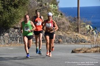 Foto Terza Tappa Salina - 17° Giro Podistico delle Isole Eolie - 54
