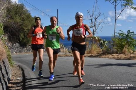 Foto Terza Tappa Salina - 17° Giro Podistico delle Isole Eolie - 56
