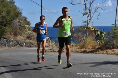Foto Terza Tappa Salina - 17° Giro Podistico delle Isole Eolie - 64