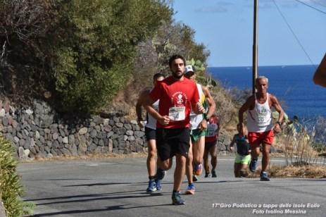 Foto Terza Tappa Salina - 17° Giro Podistico delle Isole Eolie - 67