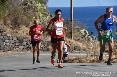 Foto Terza Tappa Salina - 17° Giro Podistico delle Isole Eolie - 75