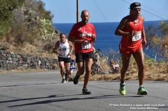 Foto Terza Tappa Salina - 17° Giro Podistico delle Isole Eolie - 77