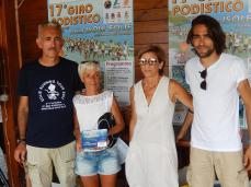 Premiazione 17° Giro Podistico delle Isole Eolie - 52