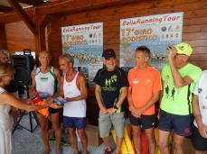 Premiazione 17° Giro Podistico delle Isole Eolie - 73