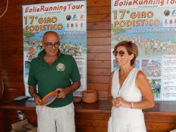 Premiazione 17° Giro Podistico delle Isole Eolie - 91