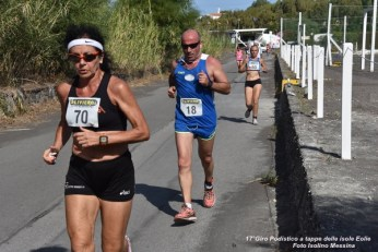 Prima Tappa Vulcano - Giro Podistico delle Isole Eolie 2017 - 127