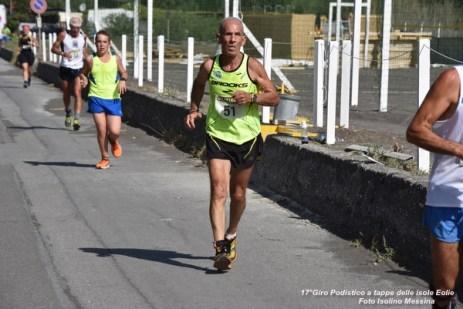Prima Tappa Vulcano - Giro Podistico delle Isole Eolie 2017 - 140