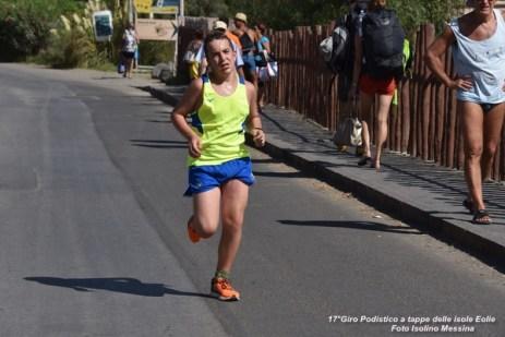 Prima Tappa Vulcano - Giro Podistico delle Isole Eolie 2017 - 330