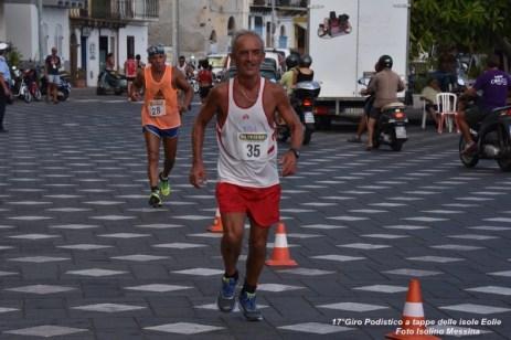 Seconda Tappa Lipari - 17° Giro Podistico delle Isole Eolie - 100