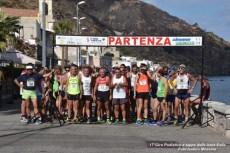Seconda Tappa Lipari - 17° Giro Podistico delle Isole Eolie - 17