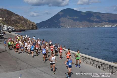 Seconda Tappa Lipari - 17° Giro Podistico delle Isole Eolie - 23
