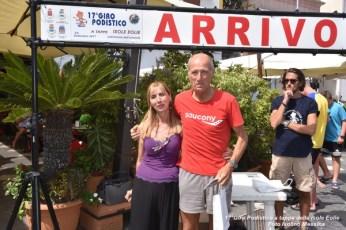 Seconda Tappa Lipari - 17° Giro Podistico delle Isole Eolie - 242