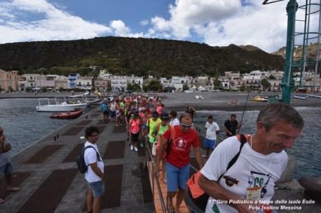 Seconda Tappa Lipari - 17° Giro Podistico delle Isole Eolie - 254