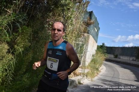 Seconda Tappa Lipari - 17° Giro Podistico delle Isole Eolie - 42