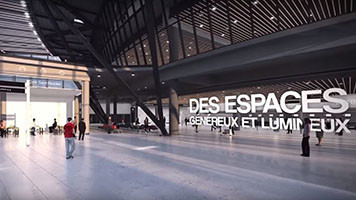 motion tracking aeroport lyon