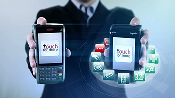 motion tracking ingenico iwl touch