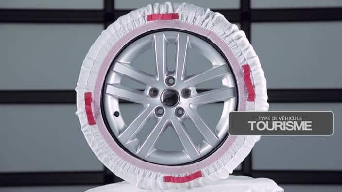 tutoriel video feu vert chaussette pneu 2015