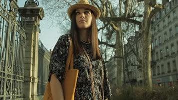 Spot publicitaire Mademoiselle Zingara