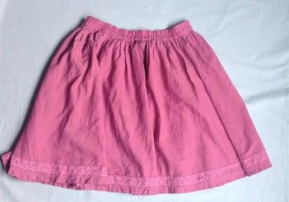 secondhand girls skirt