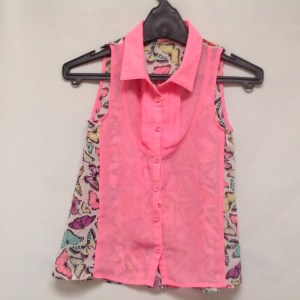 A'nD secondhand top for girls