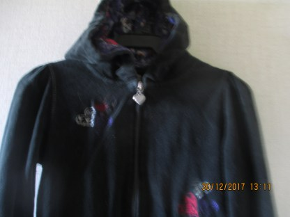 Pre-Owned Pumpkin Patch Girls Warm Casual jacket size 9