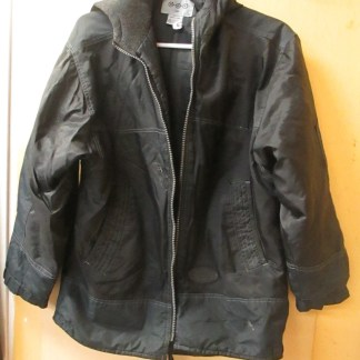 boys waterproof jacket size 12