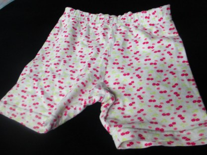 toddlers summer shorts size 1 1/2 to 2 years