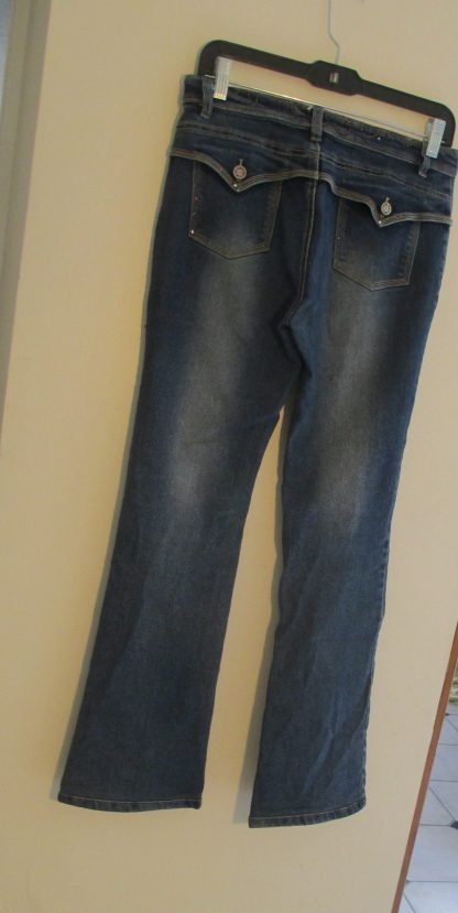 women second hand denim jeans size 12 NZ