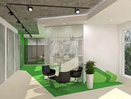 дизайн проект офиса 7