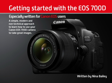 Getting Started with the Canon EOS 700D / Rebel T5i