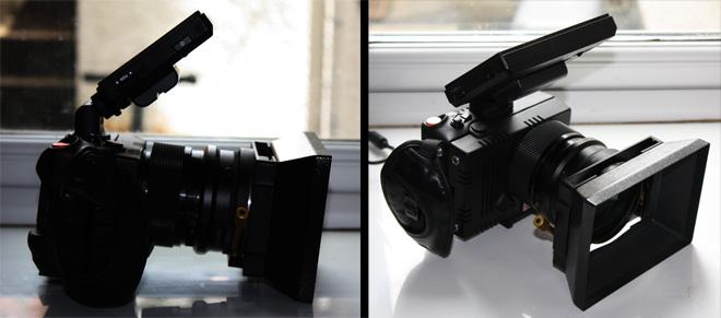 Mystery camera