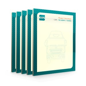Road Haulage Dyslexia CPC Student Notes (box of 5)