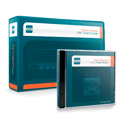 Road Haulage CPC Tutor's Guide Training Pack and PowerPoint Presentation