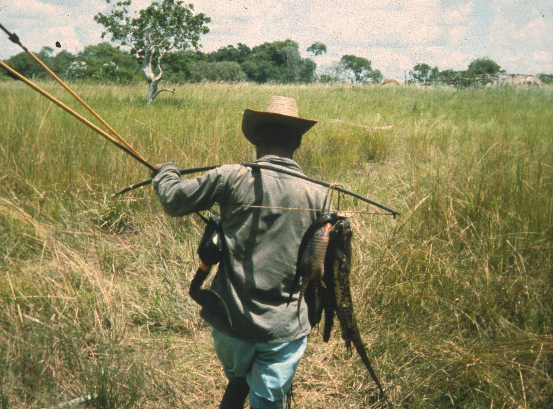 Anth 377 Hunter Gatherer Societies Lca