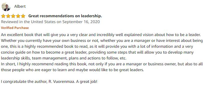 Best leadership books 2020 - reviews- how to become a leader