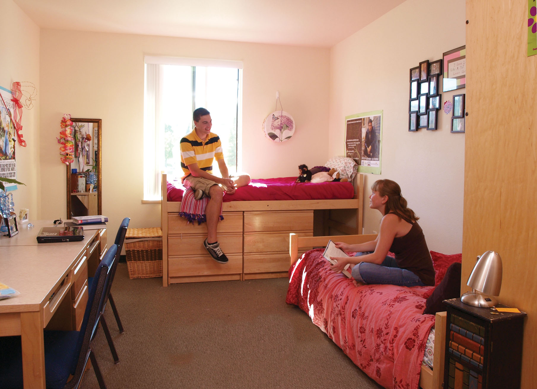 Daugherty Hall  Residence Life