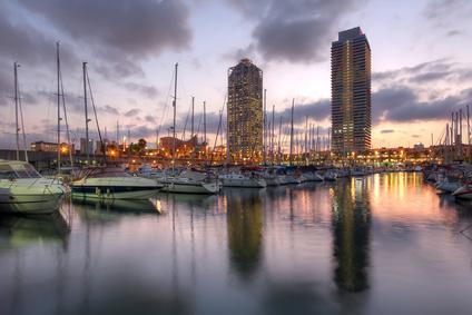 Port Olimpic, Barcelona, Spain © Mihai-Bogdan Lazar - Fotolia.com