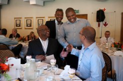 Business Partners, Entrepreneur of the Year Launch at the Grill Room, Kelvin Grove - Cape Town.