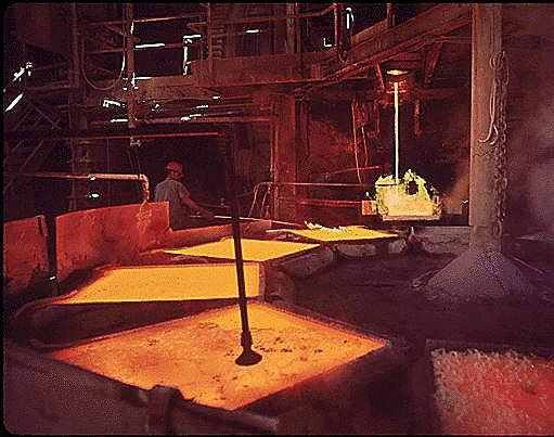 Nonferrous Metals Manufacturing Effluent Guidelines