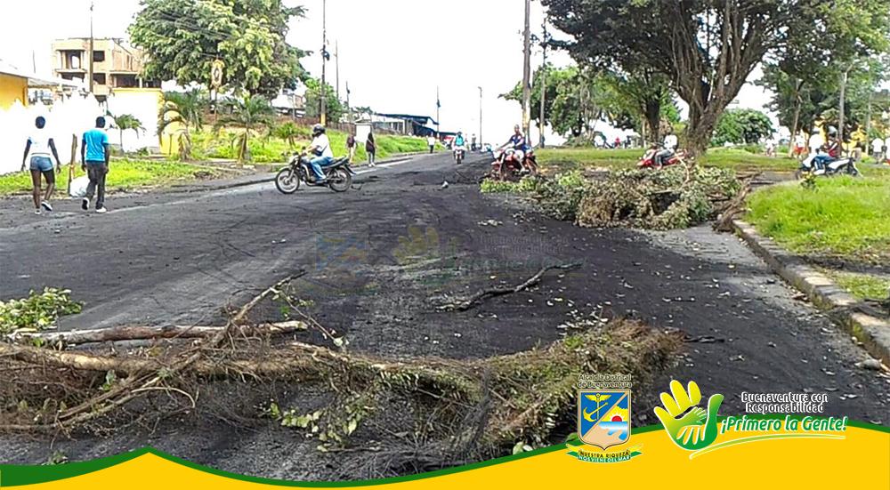 Afectación medio ambiente durante Paro Cívico (2)