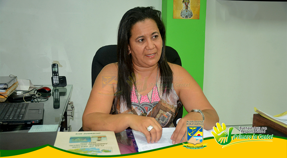 LILIANA VIDAL CASTRO ES LA NUEVA DIRECTORA DEL ESTABLECIMIENTO PÚBLICO AMBIENTAL DE BUENAVENTURA