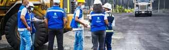 El EPA Buenaventura intensifica la inspección de las condiciones ambientales en los centros de acopio de carbón