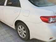 Toyota-corolla-xli-2012-Good-condition-For-sale