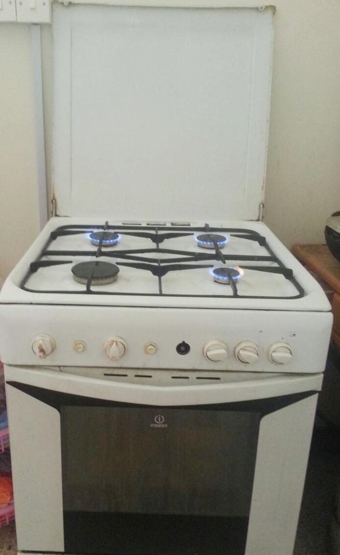 indesit-cooking-range