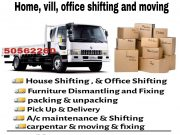 Shifting-and-moving-service