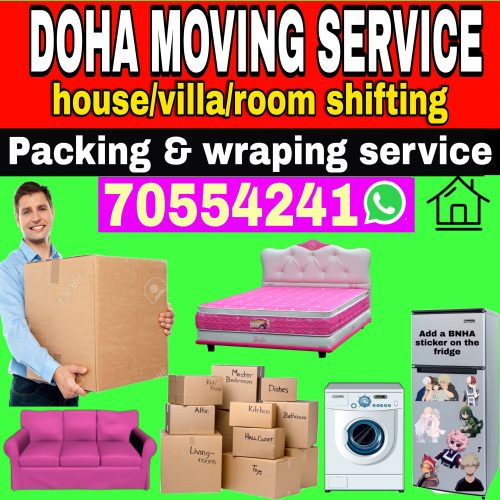 Qatar-movers-packers