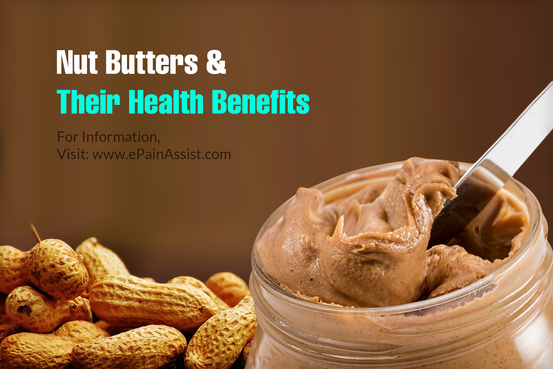Nut Butters and Their Health Benefits