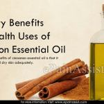 6 Beauty Benefits And Health Uses Of Cinnamon Essential Oil