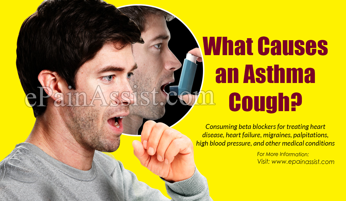 what causes asthma cough